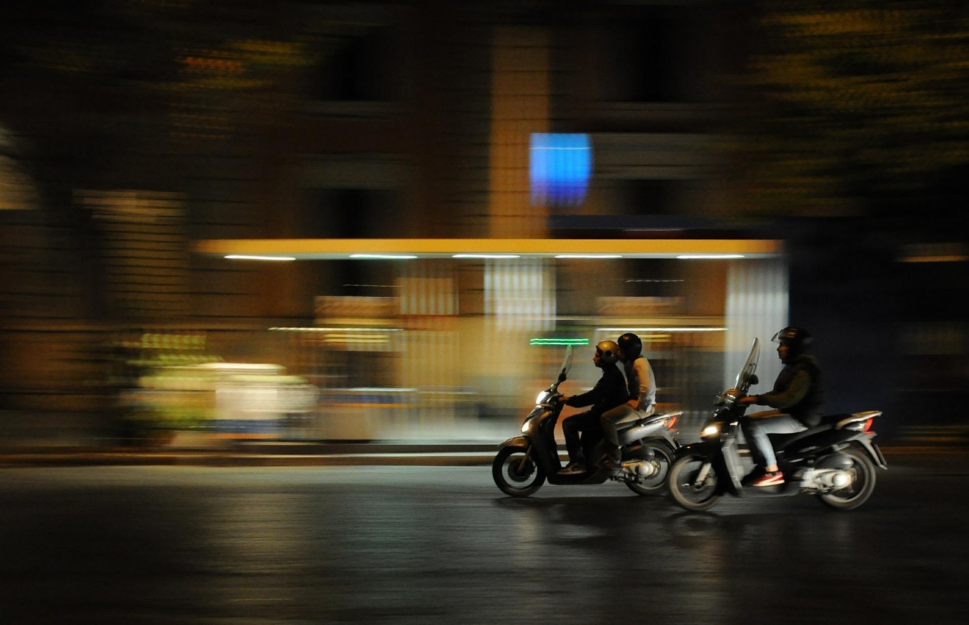 Scooter opgevoerd verzekering