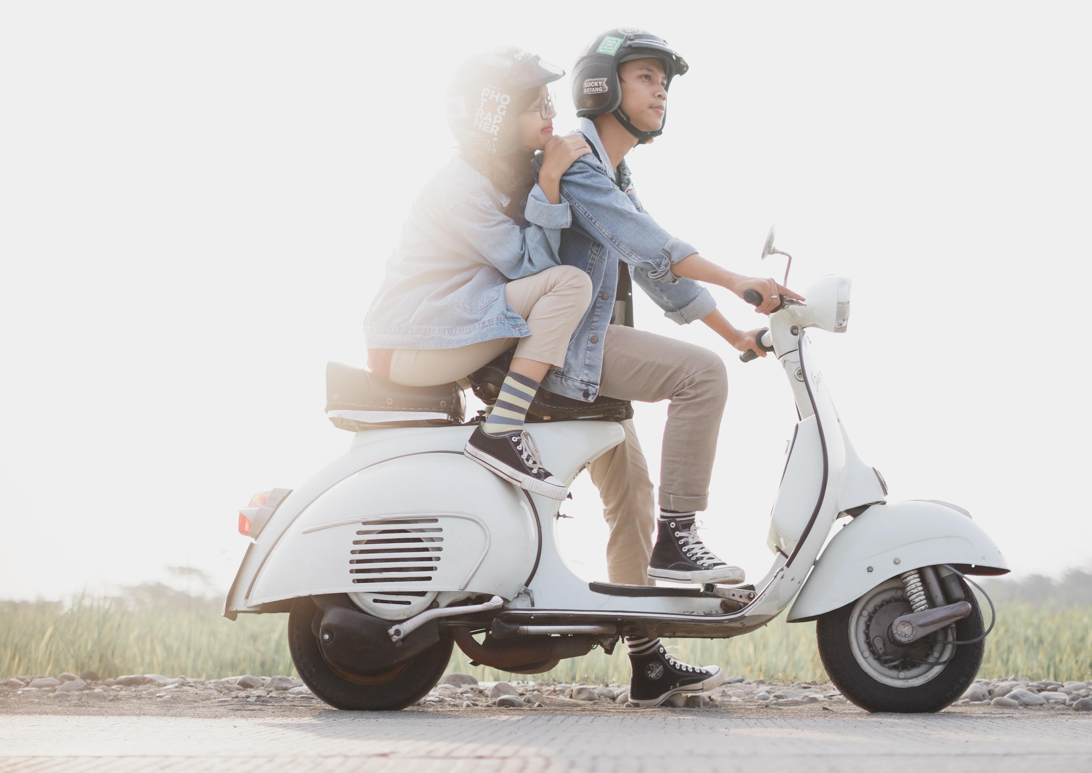 Scooter opzittenden dekking verzekering