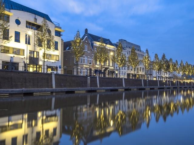 Deelscooters zorgen voor overlast in centrum Breda