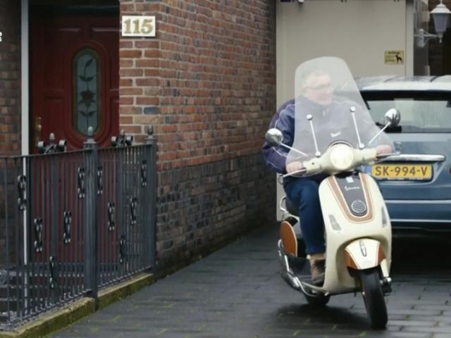 Schadevrije jaren scooterverzekering moeilijk mee te nemen