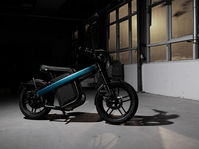 Nederlandse startup Brekr geeft elektrische scooter stoer uiterlijk