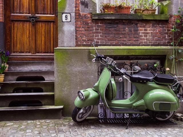 Welke opties heb je bij schade aan je scooter?